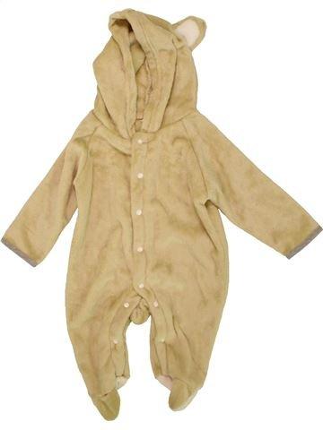 Robe de chambre garçon SANS MARQUE beige 18 mois hiver #1556820_1