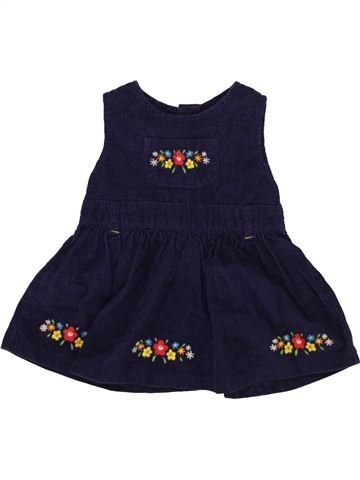 Vestido niña BHS negro 6 meses invierno #1556871_1