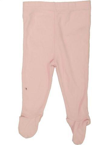 Pantalon fille M&CO violet 6 mois été #1557186_1