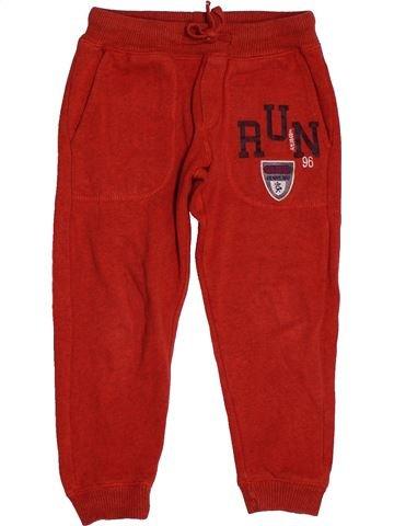 Pantalon garçon OKAIDI rouge 6 ans hiver #1558913_1