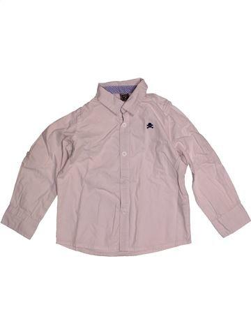 Chemise manches longues garçon TAPE À L'OEIL gris 3 ans hiver #1560345_1
