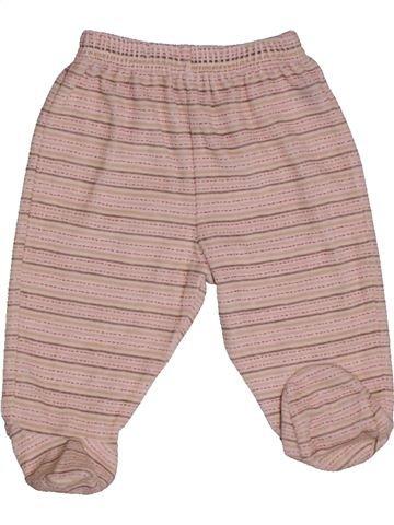 Pantalon fille ADAMS rose 3 mois hiver #1561927_1
