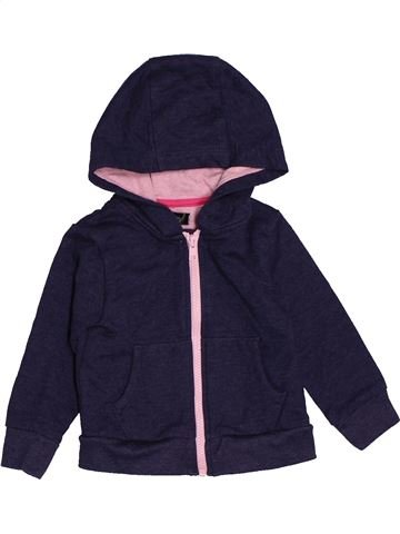 Sweat fille V BY VERY bleu 2 ans hiver #1562146_1