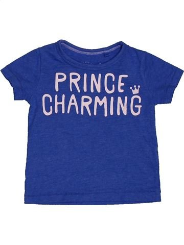T-shirt manches courtes garçon NEXT bleu 6 mois été #1562168_1