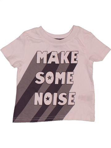 T-shirt manches courtes garçon PRIMARK gris 12 mois été #1562842_1
