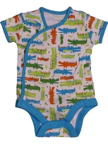 T-shirt manches courtes garçon TU beige naissance été #1563153_1