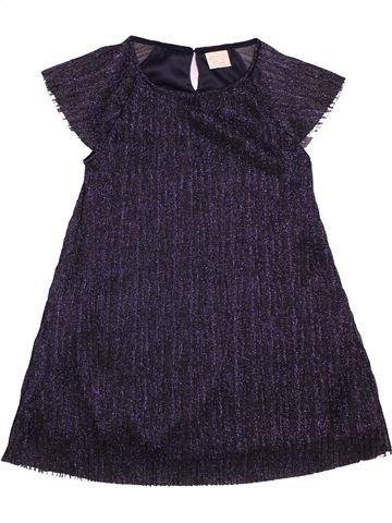 Robe fille ZARA bleu 7 ans hiver #1563505_1
