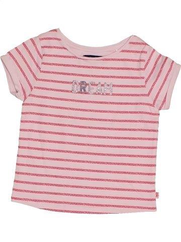 T-shirt manches courtes fille OKAIDI violet 2 ans été  1605035 1 0bdd0e9b5d6