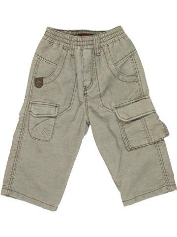 Pantalon garçon CATIMINI beige 12 mois hiver #706768_1