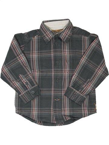 Camisa de manga larga niño TIMBERLAND gris 2 años invierno #716667_1