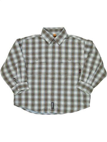 Camisa de manga larga niño TIMBERLAND gris 2 años invierno #775760_1