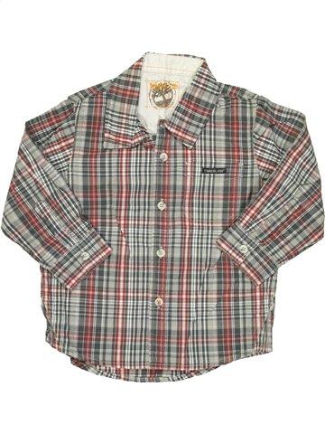 Camisa de manga larga niño TIMBERLAND gris 2 años invierno #817645_1