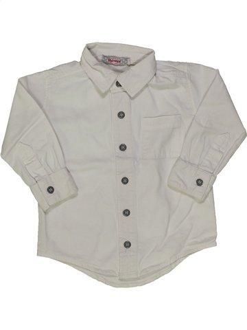 Camisa de manga larga niño CLAYEUX gris 2 años invierno #839383_1