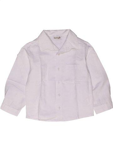 Camisa de manga larga niño BERLINGOT rosa 2 años invierno #958462_1